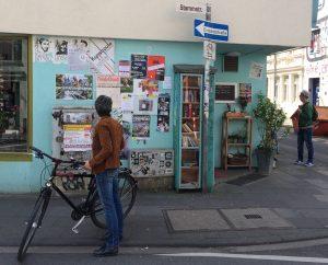Bücherschrank Körnerstraße