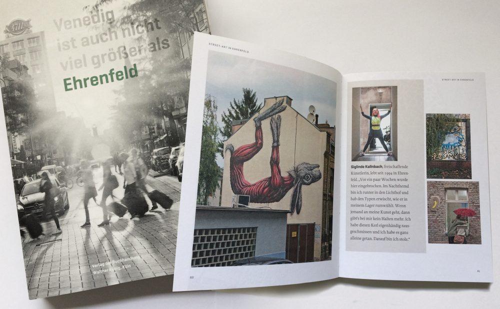 Kultbuch über Ehrenfeld: Venedig ist auch nicht viel größer ...