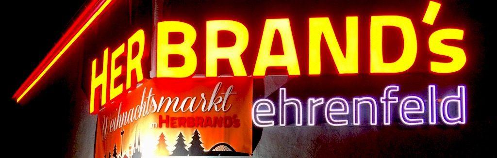 Weihnachtsmarkt im Herbrand's