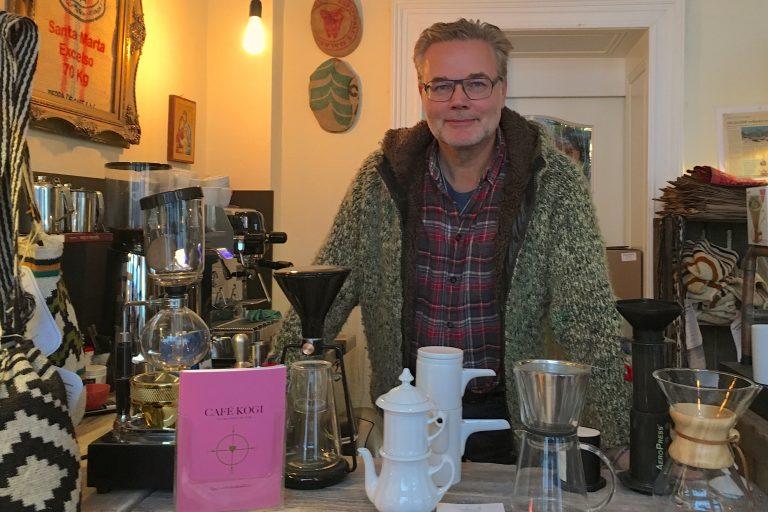 Der Kaffee der Kogi
