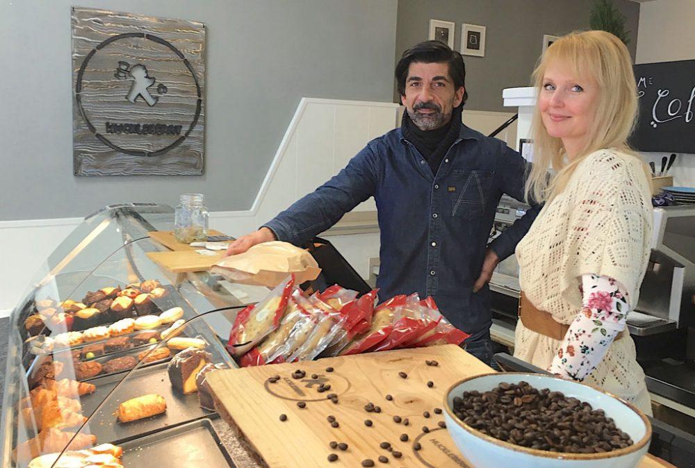 Setzen auf Vielfalt und Geschmack: Marina und Richard im Huckleberry in Ehrenfeld