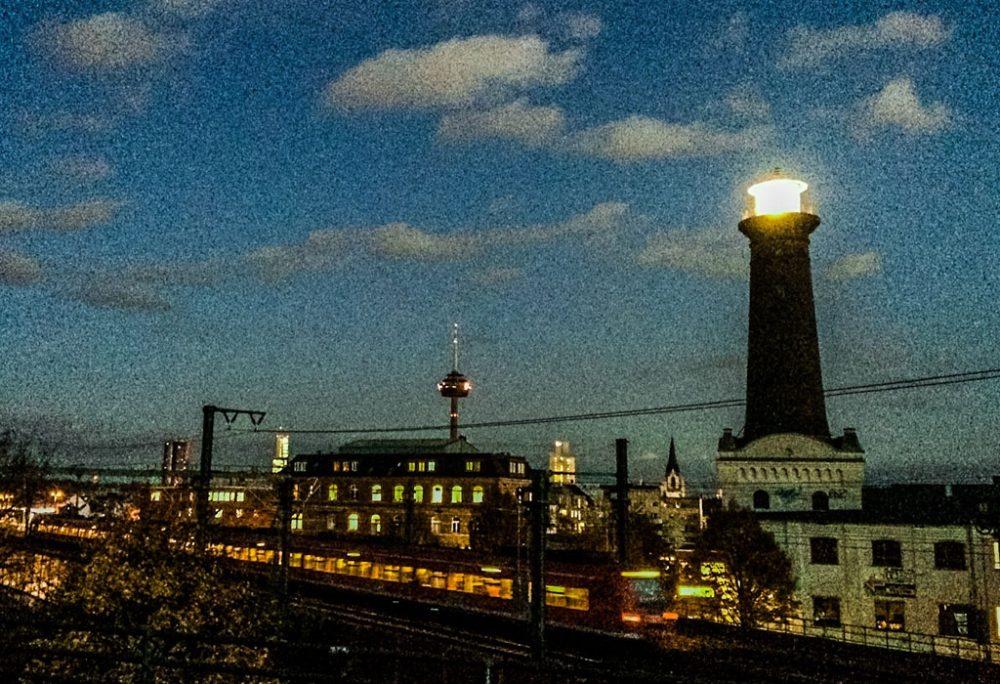 Der Leuchtturm von Ehrenfeld