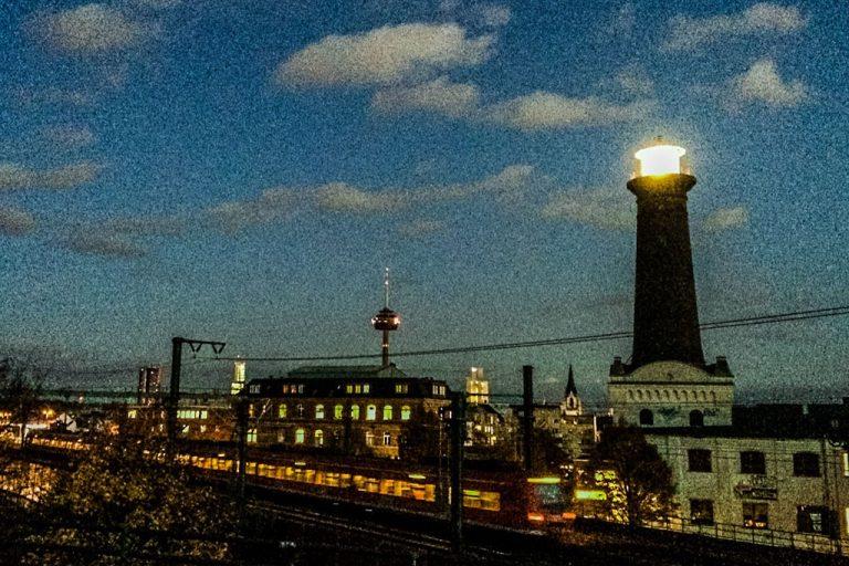 Unser Leuchtturm – er leuchtet wieder