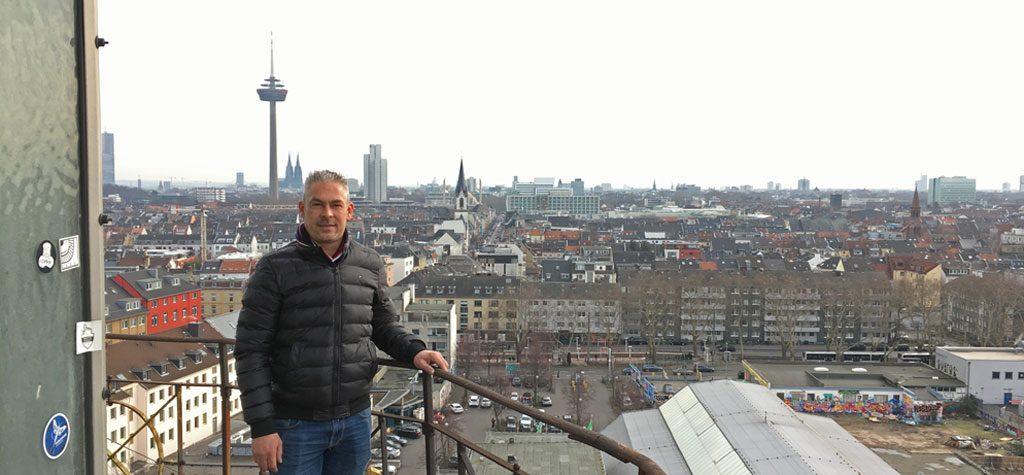 Der Leuchtturmwärter von Ehrenfeld: Ingo Kreutz