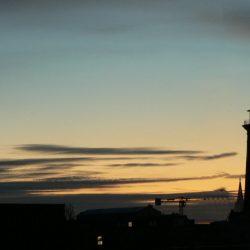 Ein Leuchtturm ohne Licht