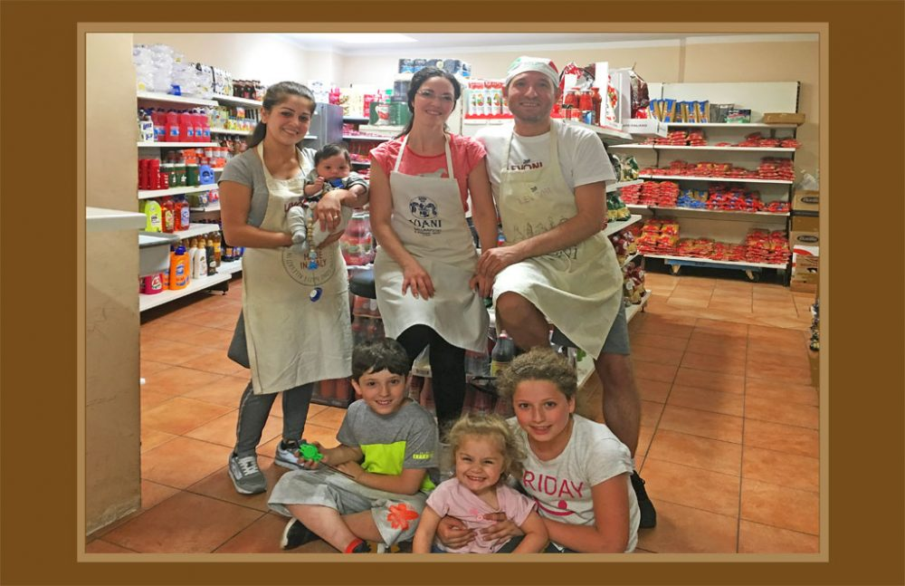 La Famiglia: Sie sind die Seele des Salumi Toscani