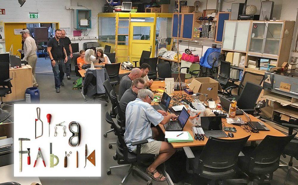 Die Dingfabrik: Gelebte Inspiration, Innovation und Kreativität